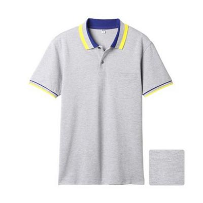 夏季纯棉T恤衫